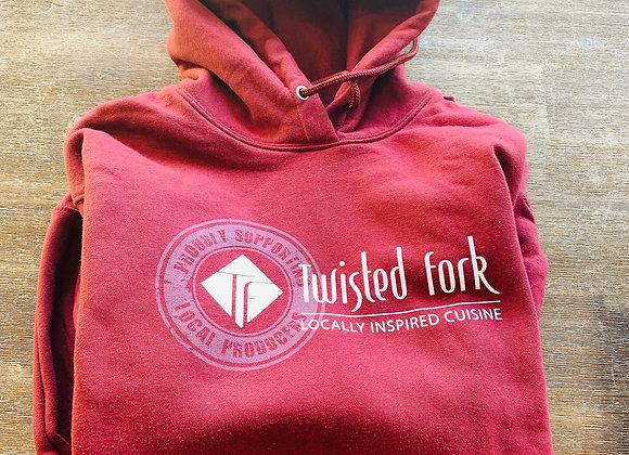 Twisted Fork Hoodie