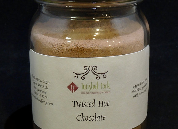 Twisted Hot Chocolate