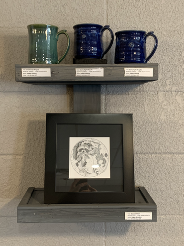 Pottery and local art