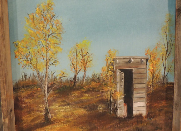 Marilyn Brockoff - The Out House