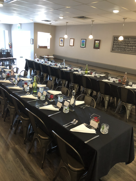 Private events available