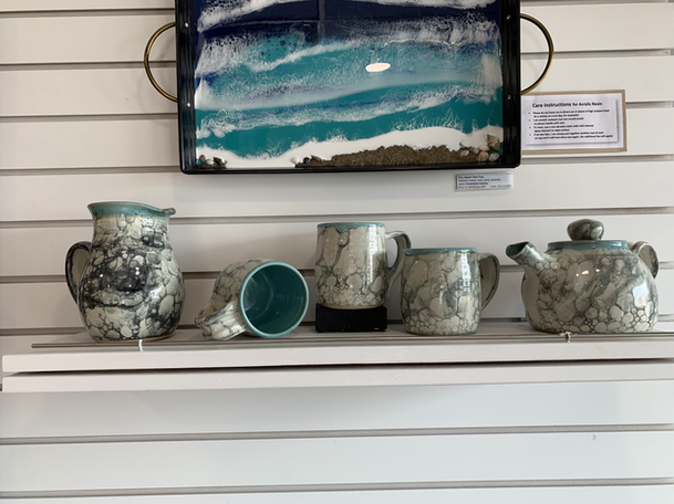 Supporting local artist - Potters are great