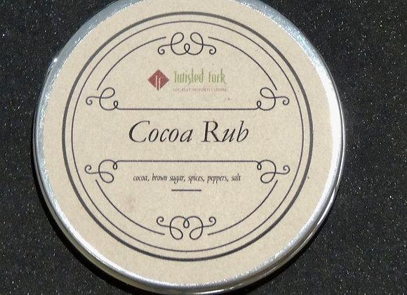 Cocoa Rub