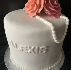 Birthday Girl's Cake