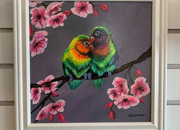Shirley Kinneberg - Snuggle Birds