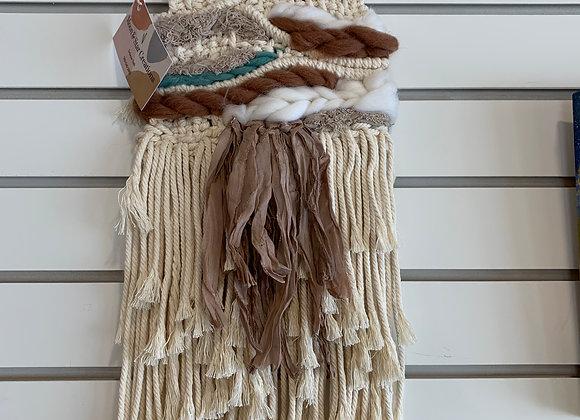 Delayne Saik - Mini Macra-weave piece