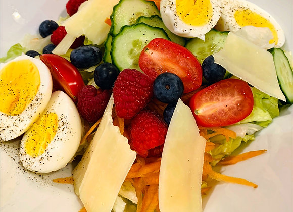 Summer Salad with Eggs