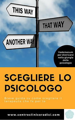 Come scegliere lo psicologo