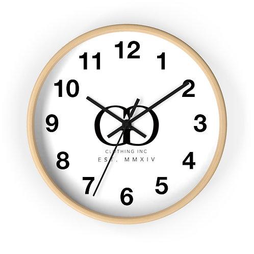 GUSH - Wall clock
