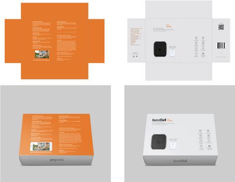IseeBell Packaging Design