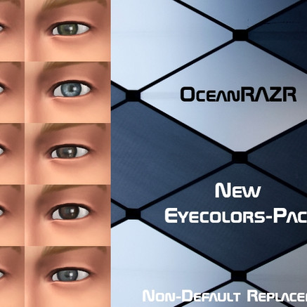 New Eyecolors-Pack
