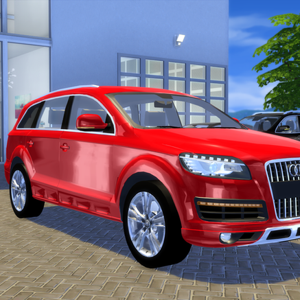 Audi Q7 Offroad-Style 2010