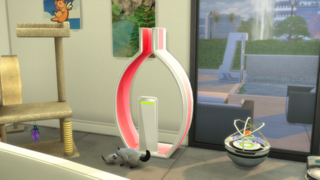 Future Stereo for Sims 4 (Glossy)