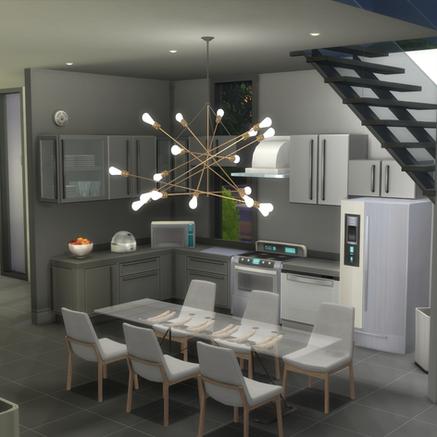 """OceanRAZR Design Ceiling Light """"Bulbin"""""""