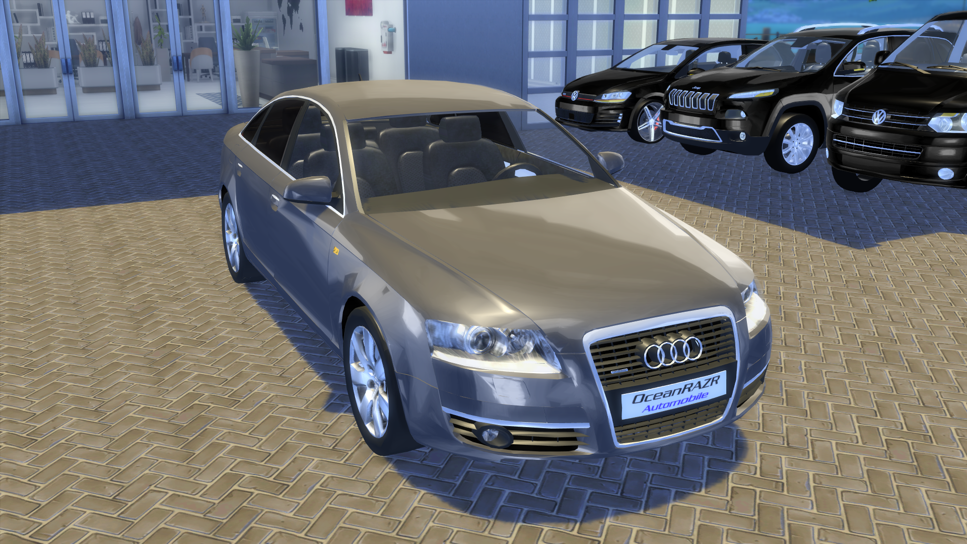 Sims 4 Cars - The Car Database