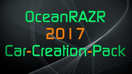 OceanRAZR 2017 Car-Creation-Pack
