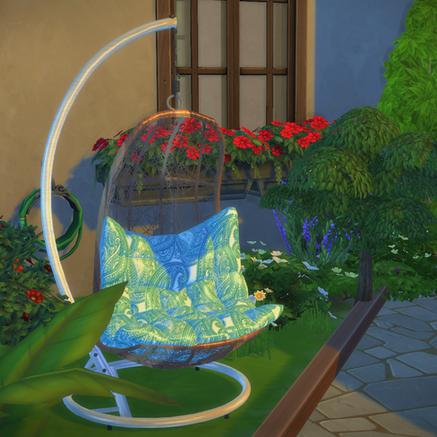 """OceanRAZR Design Hanging Chair """"Henge"""""""