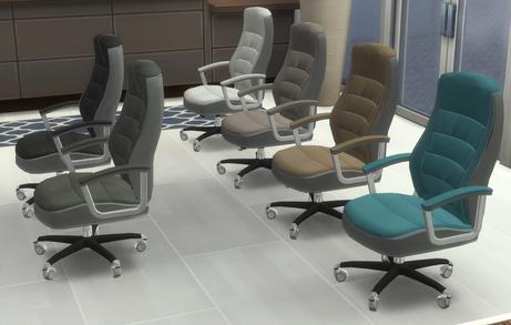 """OceanRAZR Office Chair """"Avenger"""""""