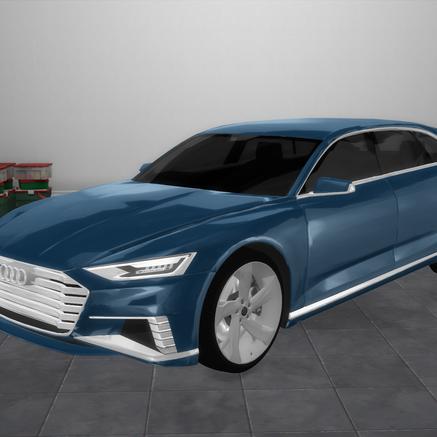 Audi Prologue Avant 2015 Concept [BETA]