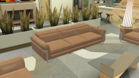 Design Sofa 'DeSilvio'