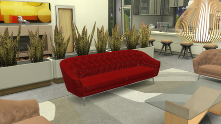 Design Sofa 'SoChic'