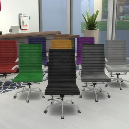 """OceanRAZR Office Chair """"Runner"""""""