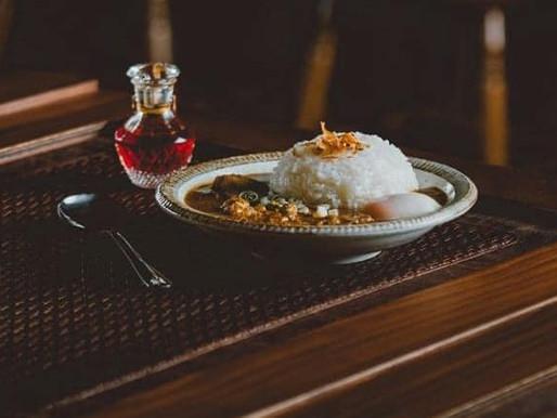 首次參戰的日本咖哩飯
