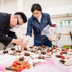 銀行貴賓廚藝課程