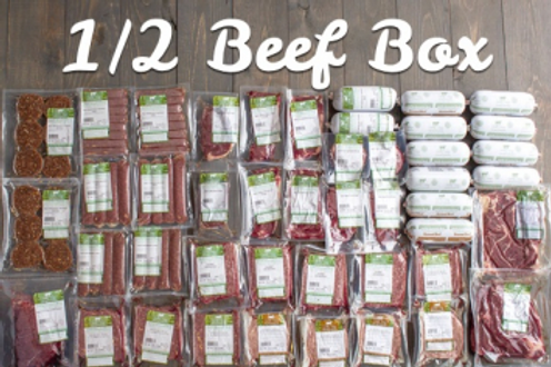 Grass fed beef  (1/2=300 lbs)