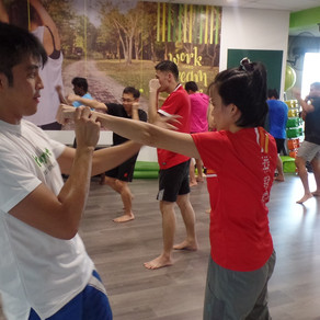Experian Kickstart Kickboxing