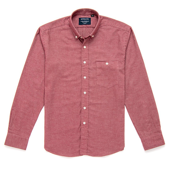 Orion.  Red Brushed Cotton.