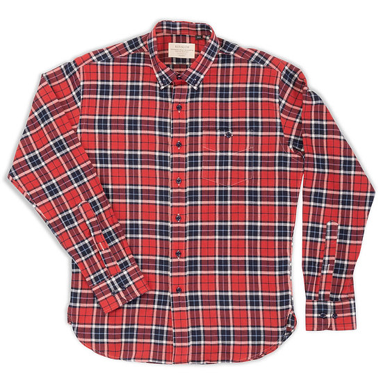 Connery. Red and Blue Plaid