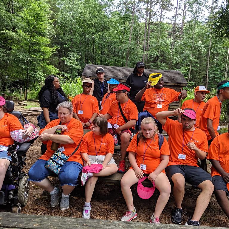 Camp Next Step, Week Four