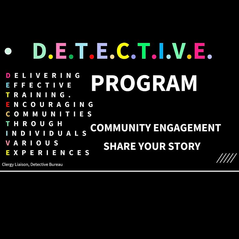 D.E.T.E.C.T.I.V.E. Program