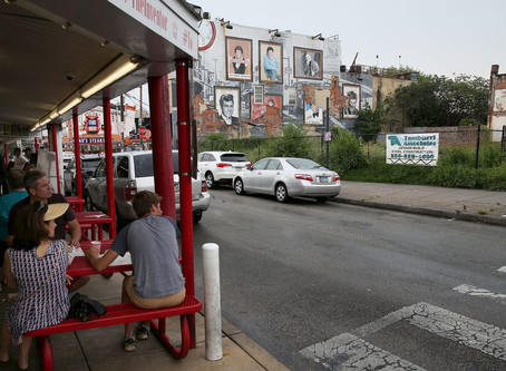 That empty lot across from Pat's and Geno's? Apartments, rowhouses likely soon at Philly's...