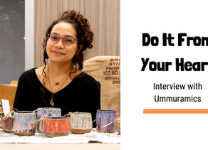 Do It From Your Heart, Because Why Not - An Interview with Ummuramics