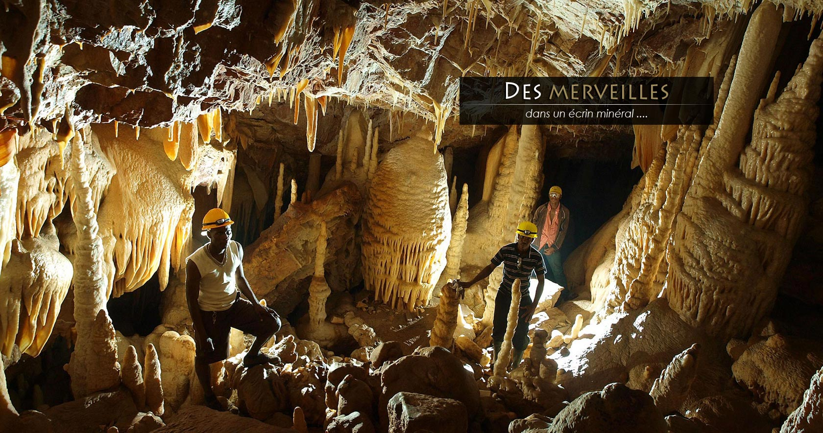 Grotte Marie-Jeanne, Port-a-Piment