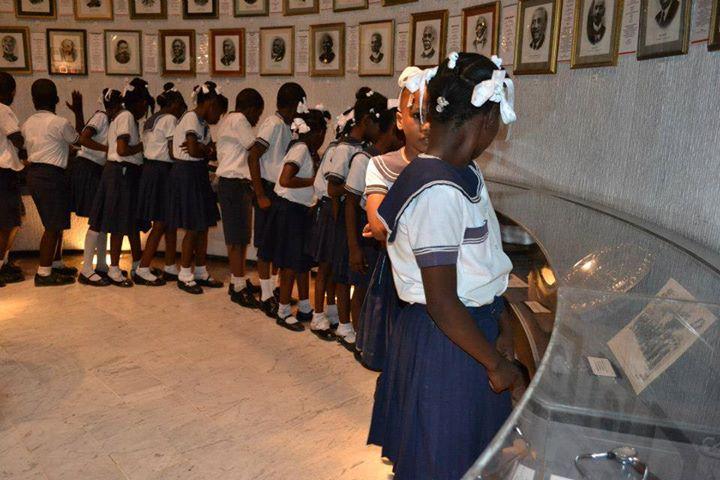 Musée du Panthéon National Haïtien