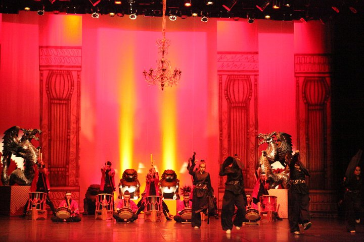 FESTIVAL - PAÍSES ORIENTAIS 2010