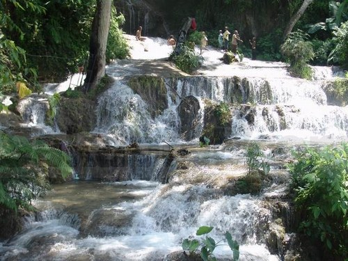 Saut d'Eau (Waterfalls)