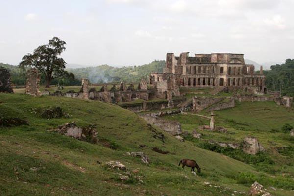 Sans Souci, built in 1810-1813