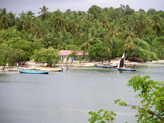L'Ile a Vache, Port Morgan Haiti