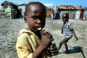 Children and Women are the main Target of Poverty