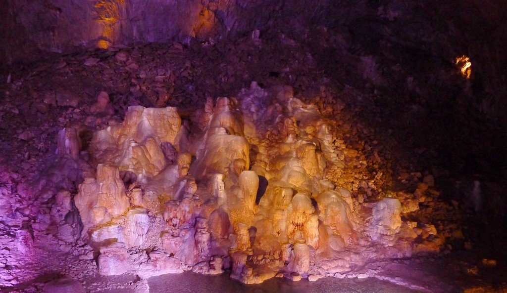 Grotte Nan Michel 1 and 2