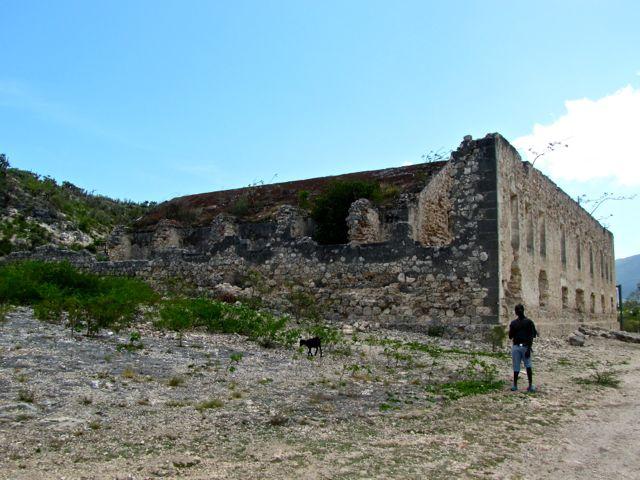 Mole Saint-Nicolas, Haiti