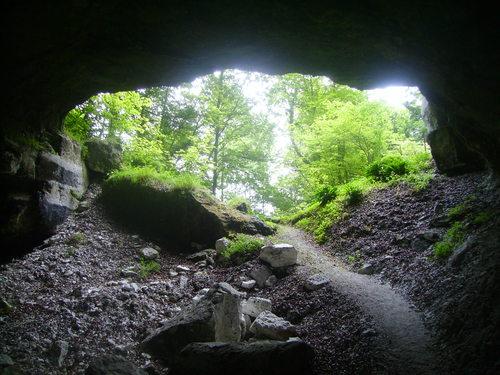Grotte Saint Martin