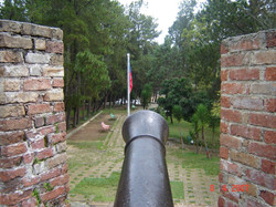 Fort Jacques And Fort Alexandre