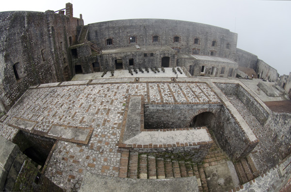 Citadelle Laferriere Built in 1805