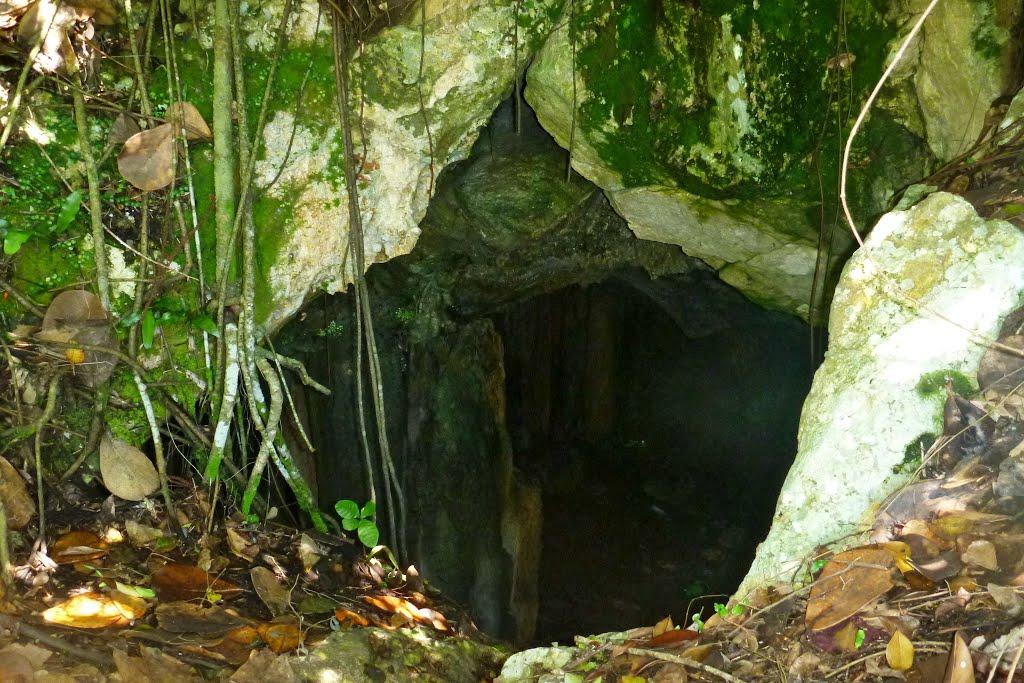 La Grotte Marc Antoine