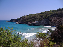 Gelee Beach and Les Cayes